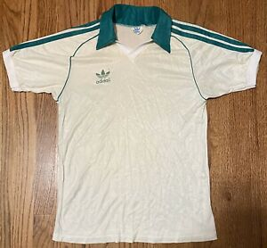Vintage 1970s Adidas Portland Timbers Soccer Small Jersey