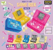 Yell Capsule Gashapon Game Box Note Mini Electric Game Full Set 5 pieces