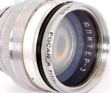 Voigtlander FOCAR A f=1m 343/41 Filter for Zeiss BIOGON 1:4.5 f=21mm BIOTAR 58mm