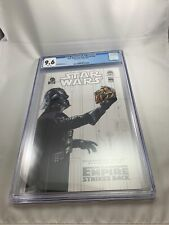 STAR WARS #nn CGC 9.6 Hyperspace Fan Club Edition 30th Empire Strikes Back Vader