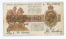 More details for john bradbury £1 one pound bank note