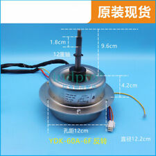Air conditioner external motor YDK-60A-6F 3-5HP external fan motor 60W reverse