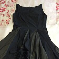 EXCELLENT CONDITION Elm Design From Iceland Taffeta Parachute Dress -