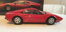 1:18 Kyosho Ferrari 308 GTB red !Read complete text before buying!