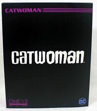 "Mezco One:12 DC Catwoman 6"" Figure New"