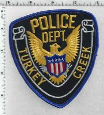 Turkey Creek Police (Louisiana) 1st Issue Shoulder Patch