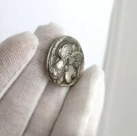 Ancient Greek Owl Coin