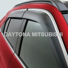 Genuine Mitsubishi 2018 Eclipse Cross OEM Rain Guards Window Visors MZ562928EX