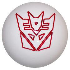 White Transformer Decepticon shift knob M10x1.50 th