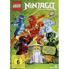 LEGO NINJAGO STAFFEL 2 2 DVD ZEICHENTRICK FILM KINDER NEU