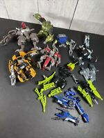 Transformers Transformer Parts & Repair Lot 'As Is' Shown In Pics.