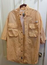 Magellan Mag Wick Caped & Vented Fishing Shirt Size M