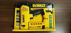 DeWALT DWHT75021 5-in-1 Corded Heavy Duty Electric Stapler / Nail Tacker New