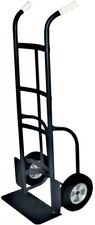 Heavy Duty 2 Wheel Dual Handle Hand Truck Moving Dolly Cart Utility Load Trolley