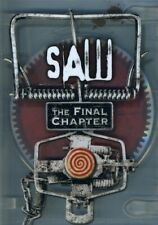 Saw: The Final Chapter (DVD, 2010)