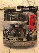 Transformers Dark of the Moon DOTM Optimus Prime 3D glasses Preview Pack