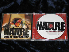Nature CD Wild Gremlinz 2002 OST Soundtrack EX/EX
