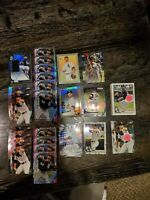 2020 Dylan Cease 61 card lot - Bowman Chrome Refractor Mojo, Panini Auto /199 ++