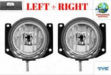 ALFA ROMEO BRERA SPIDER 159 ONWARDS FRONT FOG LIGHTS LAMPS PAIR LEFT + RIGHT