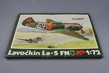 ZF758 Plastikovy Models 1/72 maquette avion militaire Kit N° 24 Lavockin La-5 FN