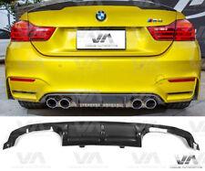 BMW M3 M4 M F80 F82 F83 PERFORMANCE CARBON FIBER REAR DIFFUSER