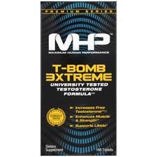 NEW MAXIMUM HUMAN PERFORMANCE LLC T-BOMB 3XTREME BODYBUILDER PREMIER BOOSTER