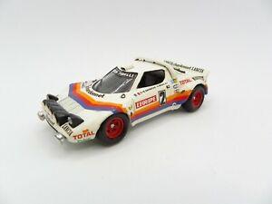 Lancia Stratos Darniche Mahe #2 Tour de France Auto 1981 1/43 Solido Rally Rare
