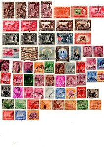 commonwealth stamps, malaya states