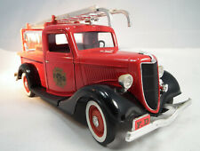 Ford V8 Pick Up 1956 Feuerwehr Beverly Hills  Solido im Maßstab 1:19