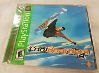 Cool Boarders 4 (Playstation PS1) Game greatest hits Brand New Sealed