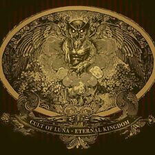 "Cult Of Luna ""Eternal Kingdom"" CD - NEW"