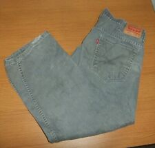 LEVI'S 569 Loose Straight Jeans Size 38x27