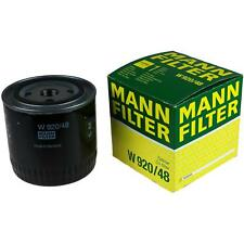 Original MANN-FILTER Ölfilter Oelfilter W 920/48 Oil Filter