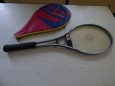 raquette de tennis  Rossignol The touch SVR  vintage avec housse