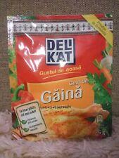 Deli Kat Chicken Taste Seasoning Flavouring Condiment 75 G Fresh