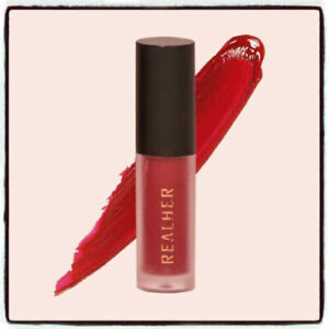 REALHER Matte Liquid Lipstick 'I am Tough' 2ml BOXED - FREE POSTAGE