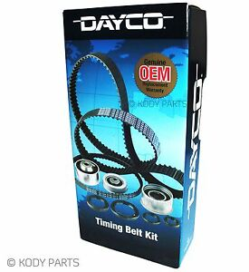DAYCO TIMING BELT KIT - for Seat Ibiza 2.0L 8v (2E engine) 1995-97 KTB402E