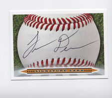 TRAVIS DEMERITTE Signature Card AUTO signed 2012 Perfect Game All-American