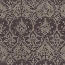Moda Basic Grey Little Black Dress 2 Floral Damask Fabric in Grey 30351-14