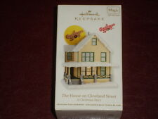 Nib Hallmark Ornament 2012 A Christmas Story The House on Cleveland Street Magic