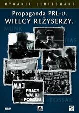 Propaganda PRL-u: Wielcy rezyserzy (DVD) Polska Kronika Filmowa POLISH POLSKI