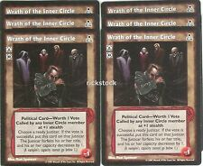 Wrath of the Inner Circle x6 DS
