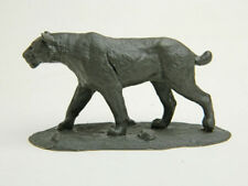Homotherium, Scimitar cat 1/24 scale resin model  Super rare