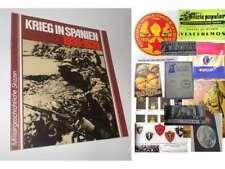 GDR Book spanish civil War Spain International Brigades brigadas internacionales