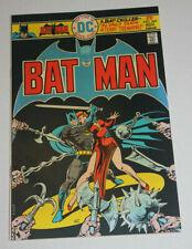 Batman #269 (1975) Bronze Age DC  Ernie Chan Cover VFNM 9.0 Nice Book