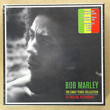 "BOB MARLEY - The Early Years Collection **12 x 7""-Vinyl-Box-Set**NEW**LTD 2000**"