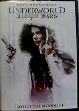 Underworld: Blood Wars (DVD, 2017) Kate Beckinsale - BRAND NEW/FACTORY SEALED