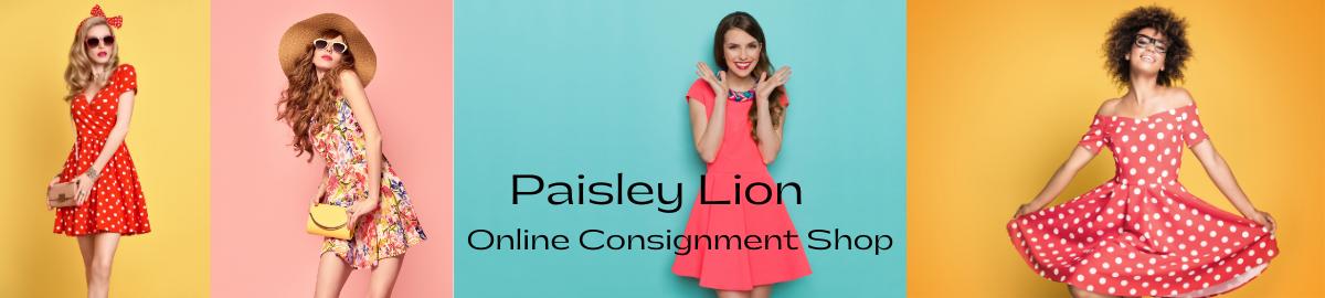 PaisleyLion.Shop
