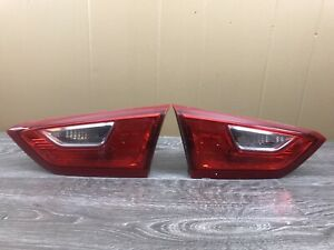 2016-2018 Chevy Malibu Trunk (Inner) Lights with Bulbs (Non LED)