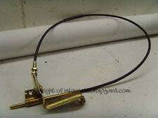 Mitsubishi Delica L300 2.5 4D56 86-94 brake pedal cable wire